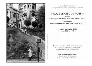 Montmartre 75018 Paris Septembre 1986