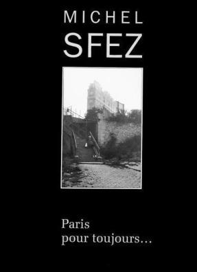 Première de couverture. Paris pour toujours...
