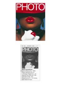 Magazine Photo N° 196 Première de couverture et copyright photo